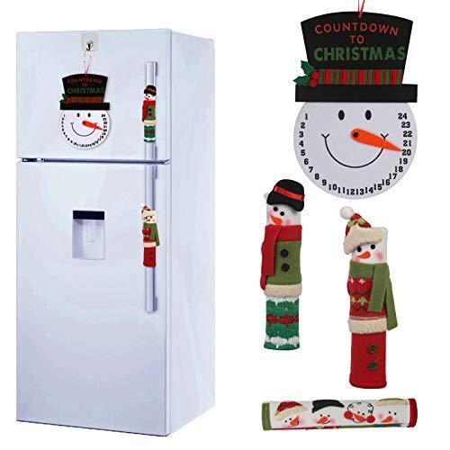 decoracion navidad cocina