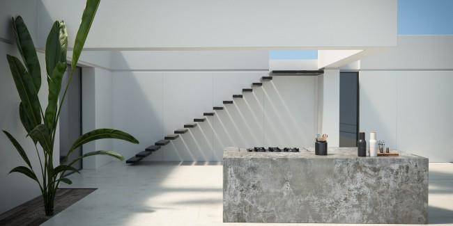 Dekton-Nilium_floor_Dekton-Orix_kitchen-block-cafrancocinas