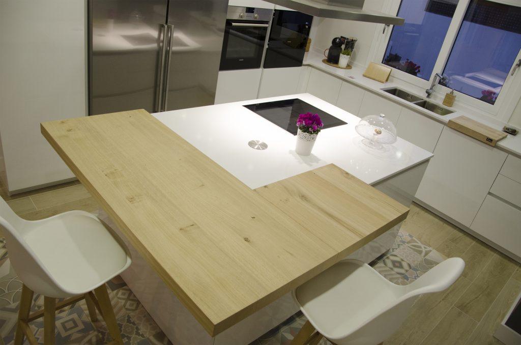 ak_project cafran cocinas gran isla arrital