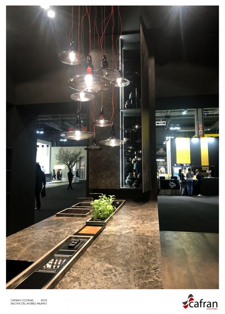 Cafran Cocinas - Salone del Mobile Milano 2018