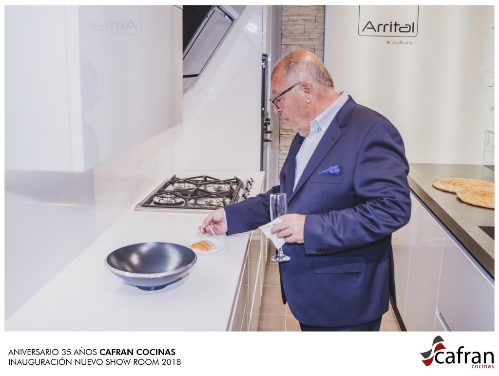 cafran cocinas 35 aniversario