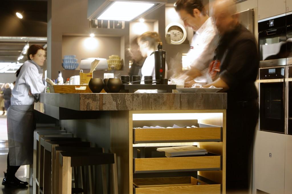 espacio cocina Sici