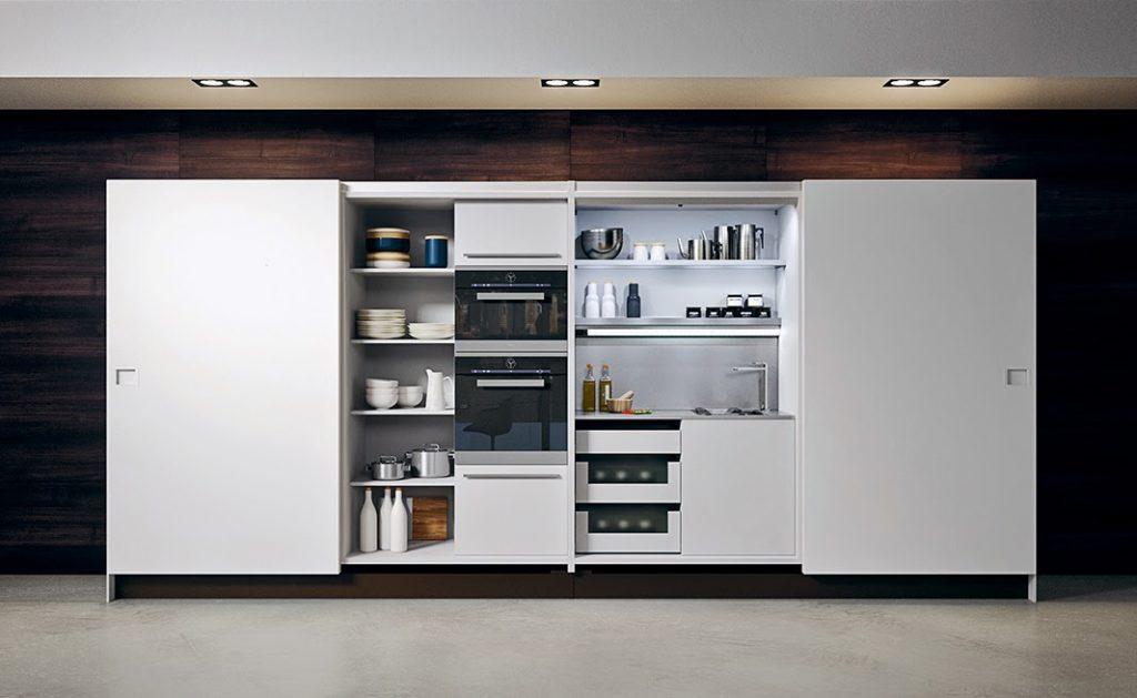 cocina compacta sorpresa cafran cocinas