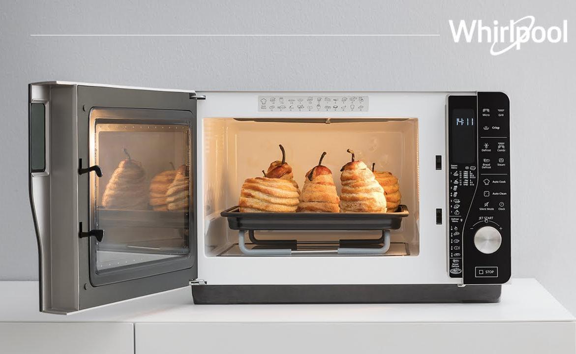 microondas whirpool cafrancocinas cafran chefplus