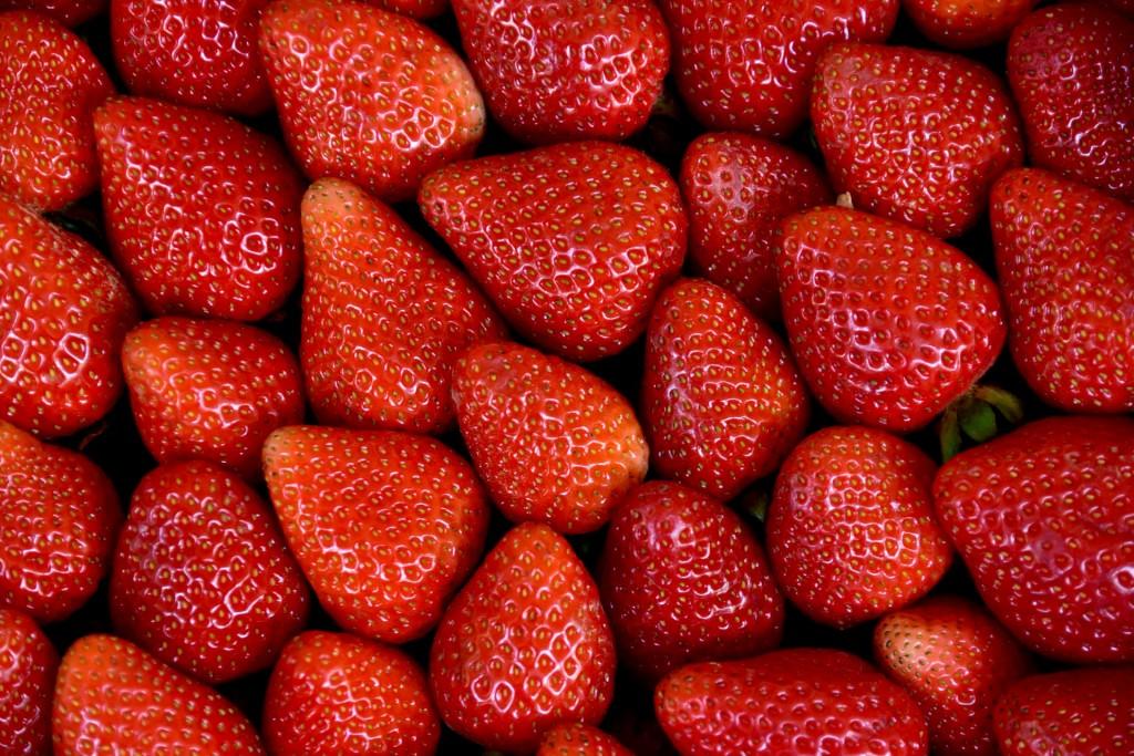 fresas cafran cafrancocinas fruta de temporada mayo