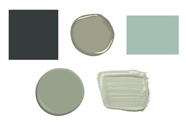 verde cafrancocinas teoriadelcolor