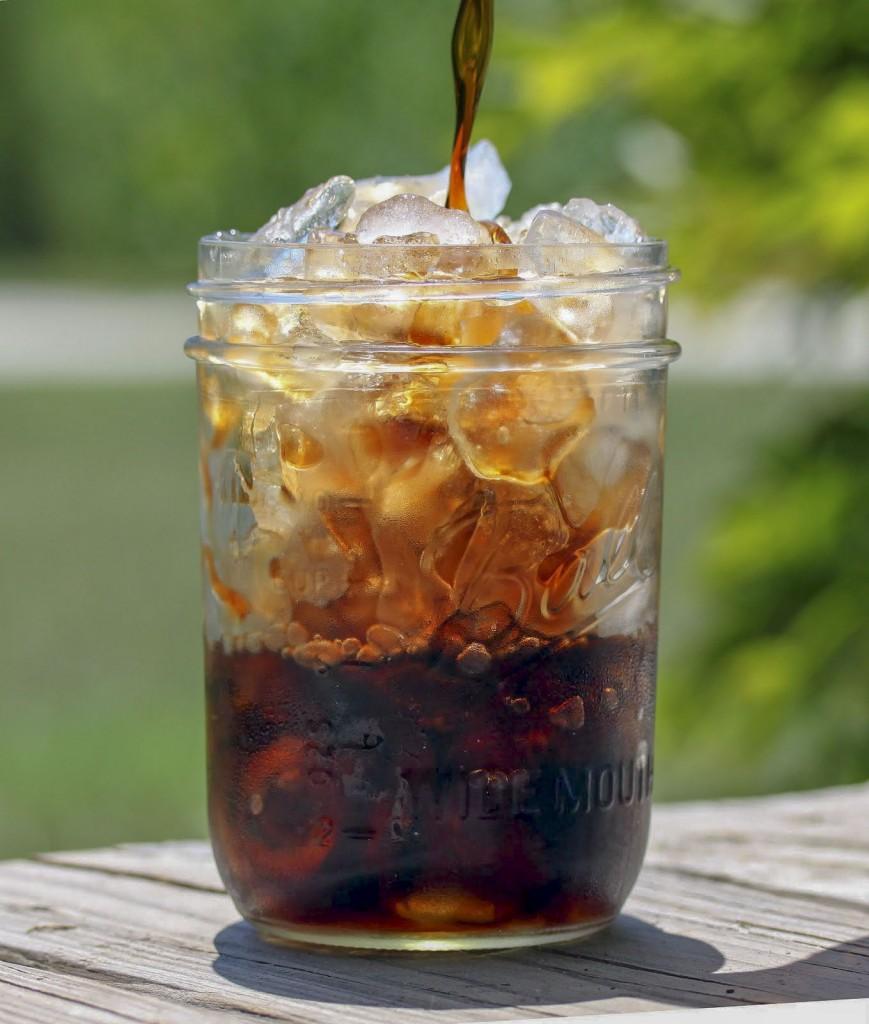 café con hielo cafran cocinas