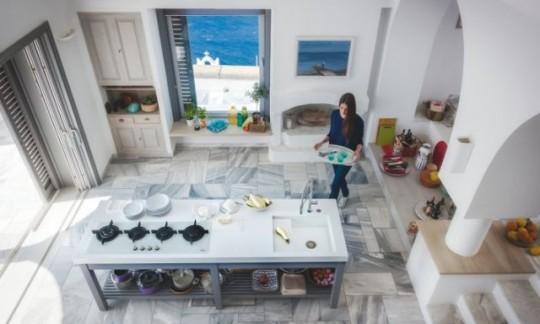 franke solid surfaces cafran cocinas
