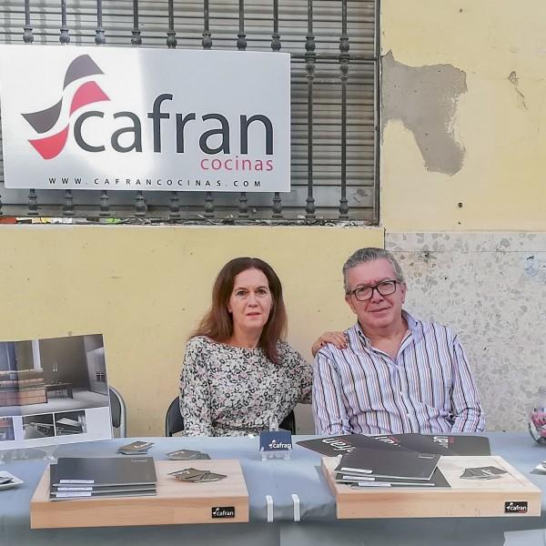 Feria de comerciantes y empresarios de El Perchel y Cafran Cocinas