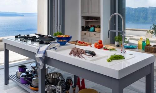 Franke Solid Surface cafran cocinasFranke Solid Surface cafran cocinas