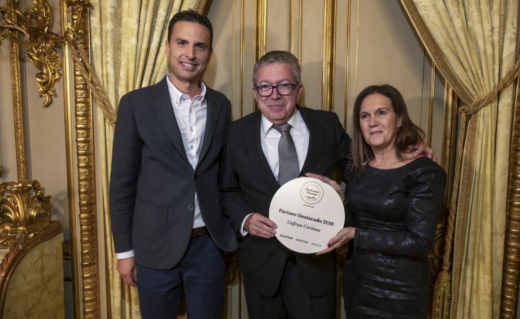 Partner Destacado Cosentino 2019: Entrega de premios