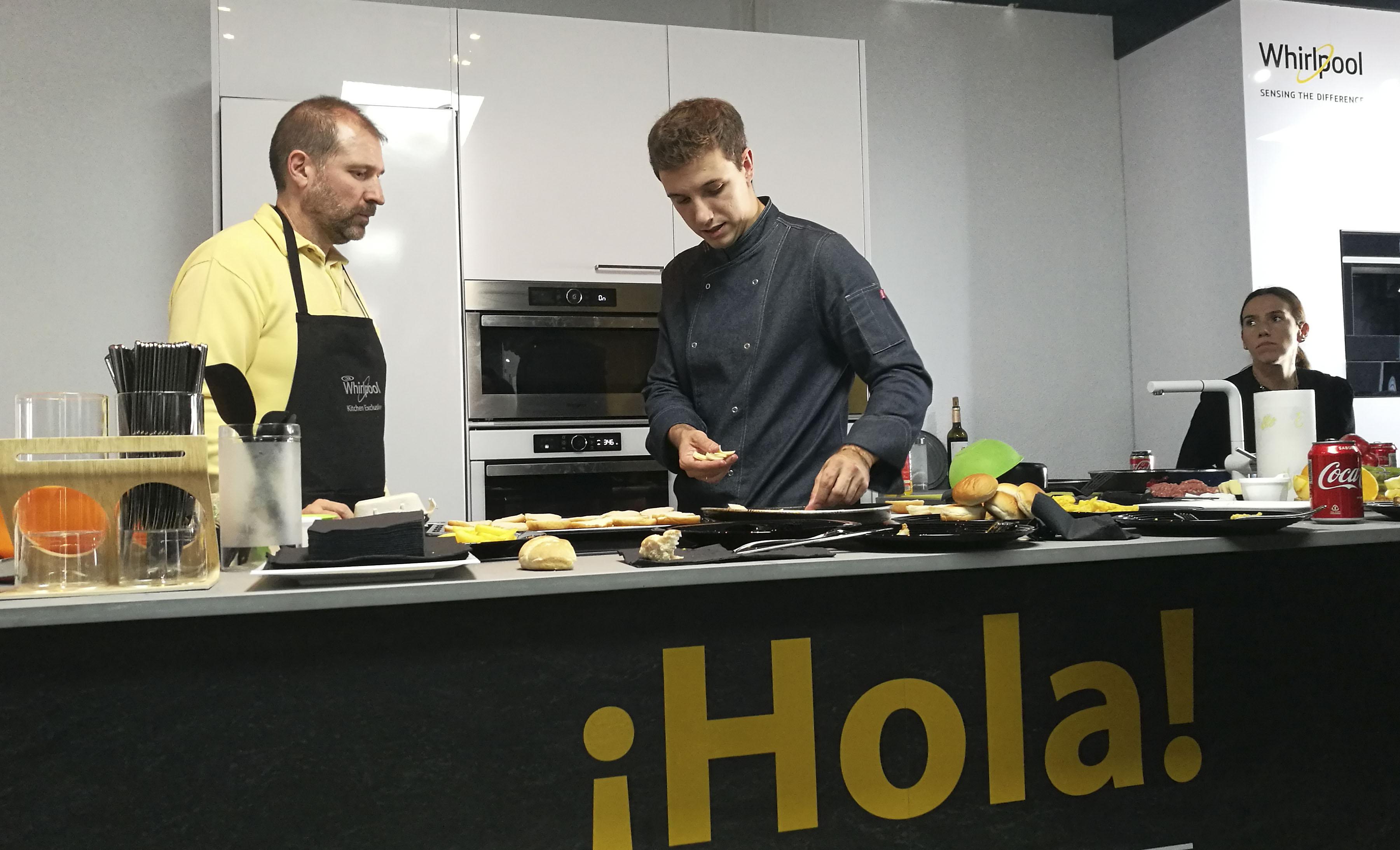Whirlpool Kitchen Exclusive Solution Cafran Cocinas