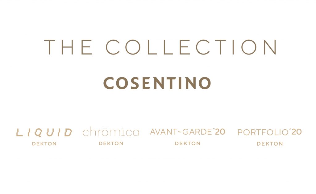 the collection cosentino cafran cocinas