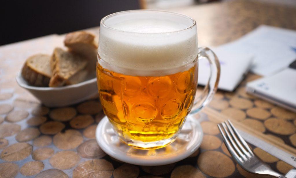 pan cerveza