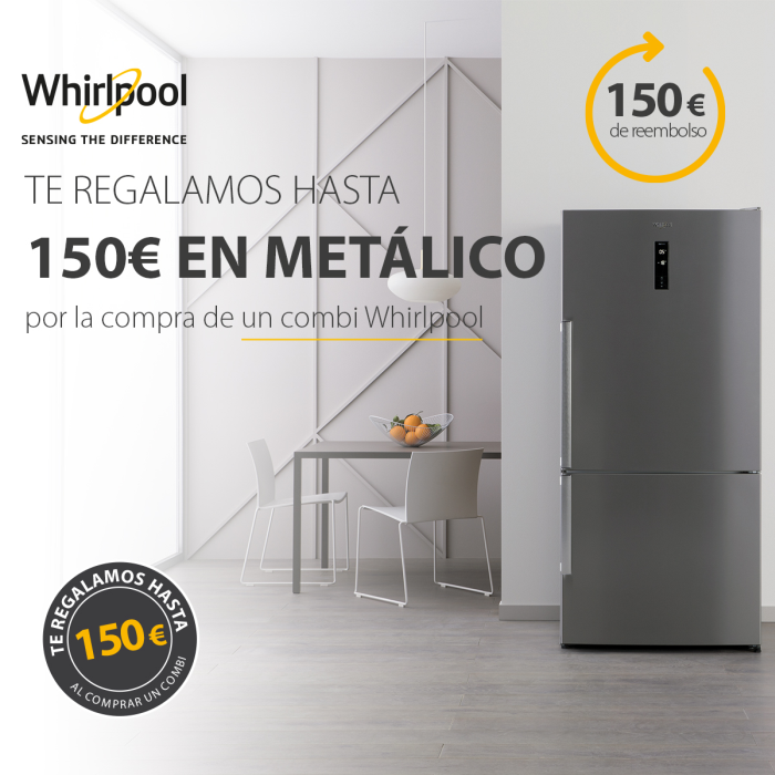 regalo whirpool lavavajillas